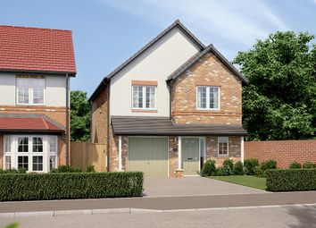 "Thumbnail 4 bed detached house for sale in ""The Ashbury"" at Rectory Lane, Guisborough"
