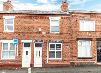Thumbnail 2 bed terraced house to rent in Chapel Lane, Stockton Heath, Warrington