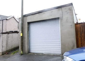 Thumbnail Parking/garage for sale in Charles Street -, Tonypandy