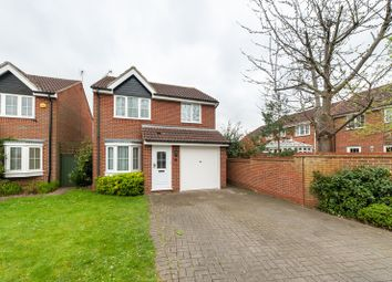 Thumbnail 3 bedroom detached house for sale in Digswell Rise, Wgcity, Hertfordshire