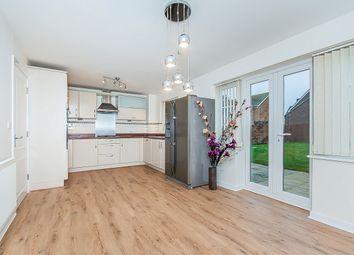 Thumbnail 5 bed detached house for sale in Edmund Drive, Hampton Vale, Peterborough