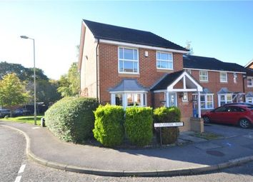 Thumbnail 3 bed detached house for sale in Silvester Way, Church Crookham, Fleet