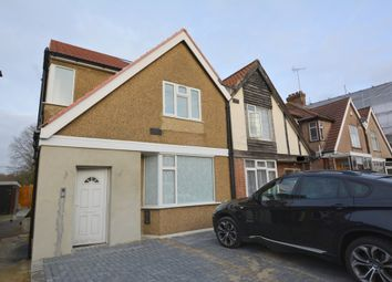 Thumbnail 4 bed flat for sale in Great North Way, London