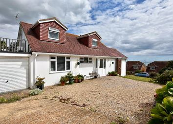 Thumbnail 4 bed detached house for sale in Bishopstone Drive, Saltdean