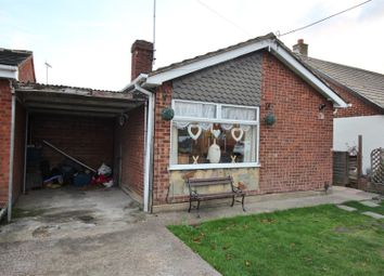Thumbnail 1 bed detached bungalow for sale in Whernside Avenue, Canvey Island
