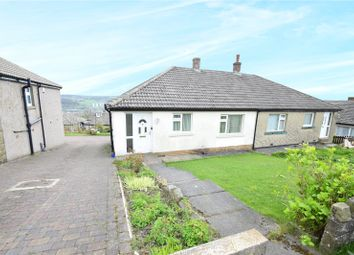 Thumbnail 2 bed semi-detached bungalow to rent in Shann Avenue, Keighley