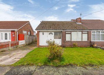 3 bed bungalow for sale in Melrose Avenue, Burtonwood, Warrington, Cheshire WA5