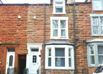 Thumbnail 4 bed terraced house for sale in Chagford Villas, Maryport, Cumbria