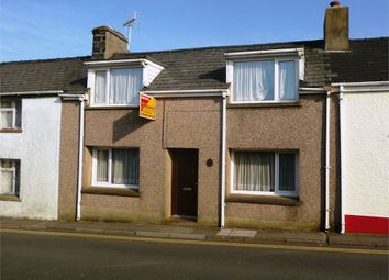 Thumbnail 2 bedroom cottage for sale in 7 Ropewalk, Fishguard, Pembrokeshire