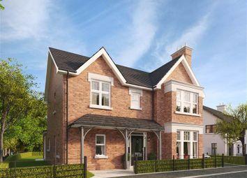 Thumbnail 4 bed detached house for sale in 1, Belvoir Park, Belfast
