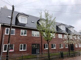 Thumbnail 1 bed flat for sale in Leicester Street, Wolverhampton