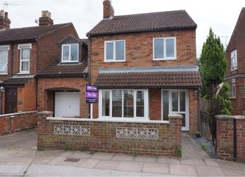 Thumbnail 4 bedroom detached house for sale in Felixstowe Road, Ipswich