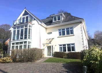 Thumbnail 2 bedroom flat for sale in Springfield Road, Parkstone, Poole