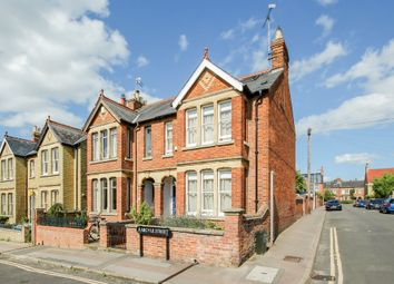Thumbnail 4 bed semi-detached house for sale in Argyle Street, Oxford