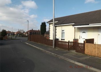 Thumbnail 2 bed semi-detached bungalow for sale in Shortland Place, Bickershaw, Wigan, Lancashire