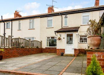 Thumbnail 3 bed terraced house for sale in Columbine Terrace, Harrogate