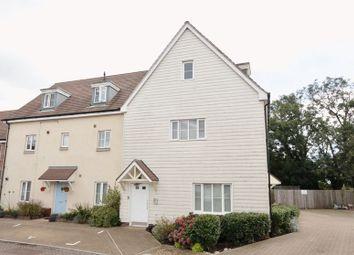 Thumbnail 2 bedroom flat for sale in Whyke Marsh, Chichester