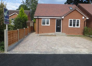 Thumbnail 3 bed detached house to rent in Harewood Close, Solihull