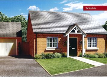 Thumbnail 2 bed bungalow for sale in Etwall Road, Willington, Derby