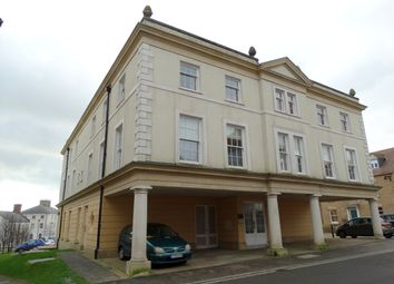 Thumbnail 2 bed flat to rent in Challacombe House, Poundbury, Dorchester