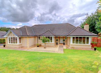 Thumbnail 5 bed detached bungalow for sale in Byretown Grove, Kirkfieldbank, Lanark