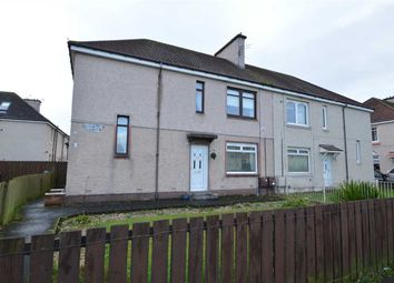 Thumbnail 2 bed flat for sale in Muirhouse Avenue, Newmains, Wishaw