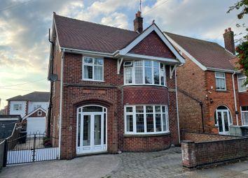 Thumbnail 4 bed detached house for sale in Park Avenue, Skegness