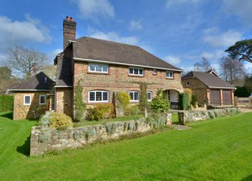 Thumbnail 4 bed detached house for sale in Ling Common, Common Hill, West Chiltington, Pulborough