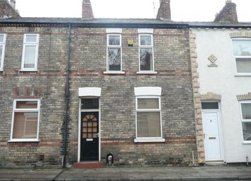 Thumbnail 2 bedroom terraced house to rent in Salisbury Terrace, York