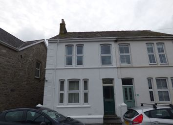 Thumbnail 3 bed detached house to rent in Porthpean Road, St Austell, Cornwall