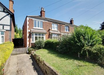 Thumbnail 2 bed semi-detached house for sale in St. Albans Street, Sherwood, Nottingham