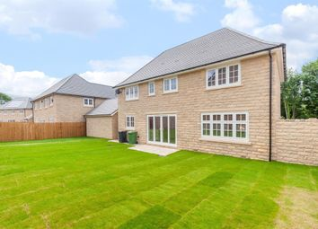 Thumbnail 4 bedroom detached house for sale in Mill Square, Horsforth Vale