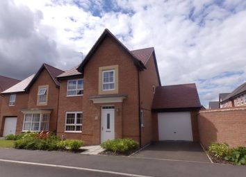 Thumbnail 4 bed detached house for sale in Baneberry Way, Stenson Fields, Derby, Derbyshire