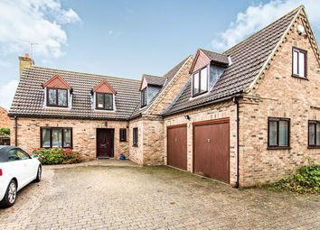 Thumbnail 5 bed detached house for sale in Blackthorn Court, South Hykeham, Lincoln