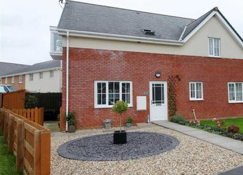 Thumbnail 1 bed terraced house for sale in Clos Gwilym, Aberystwyth, Ceredigion