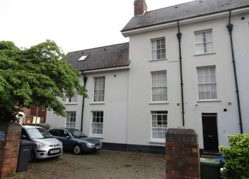 Thumbnail 1 bedroom flat to rent in Church Road, St. Thomas, Exeter