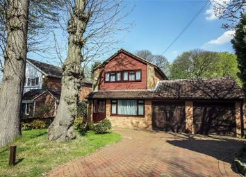 Thumbnail 4 bed detached house for sale in Oakhurst Close, Chatham, Kent