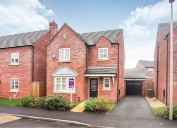 Thumbnail 3 bed detached house for sale in Arnold Court, Northwich