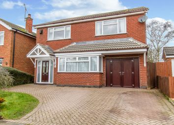 Thumbnail 3 bed detached house for sale in Mill Lane, Newbold Verdon