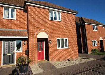 Thumbnail 3 bed semi-detached house for sale in Ladbrook Close, Elmsett, Ipswich