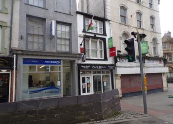 Thumbnail 2 bed property for sale in Bridge Street, Caernarfon, Gwynedd