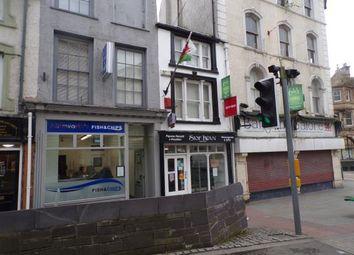 Thumbnail Retail premises for sale in Bridge Street, Caernarfon, Gwynedd