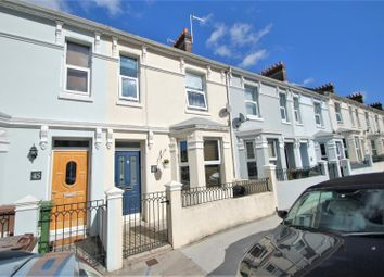 Thumbnail 3 bed terraced house for sale in South Milton Street, Plymouth