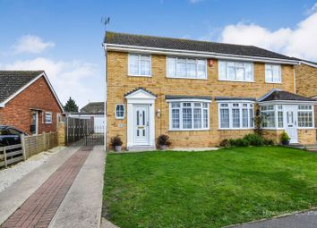 3 bed semi-detached house for sale in Auckland Drive, Sittingbourne ME10