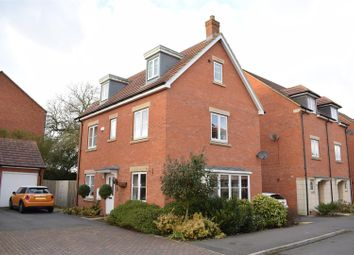 Thumbnail 4 bedroom detached house for sale in Discovery Close, Coalville, Leicestershire