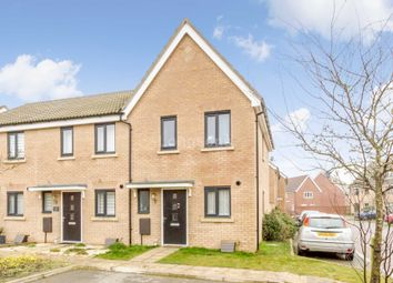 Thumbnail 2 bed end terrace house for sale in Forest Grove, Swaffham
