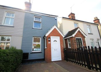 Thumbnail Terraced house to rent in Mill Road, Colchester, Essex
