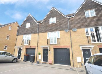 4 bed terraced house for sale in Theedway, Leighton Buzzard, Bedfordshire LU7