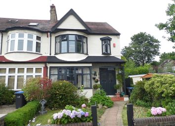 Thumbnail 4 bedroom end terrace house for sale in Cranwich Avenue, Winchmore Hill
