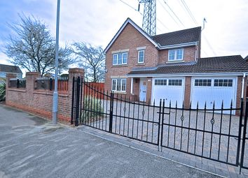 4 bed detached house for sale in The Willows, Hull, North Humberside HU7